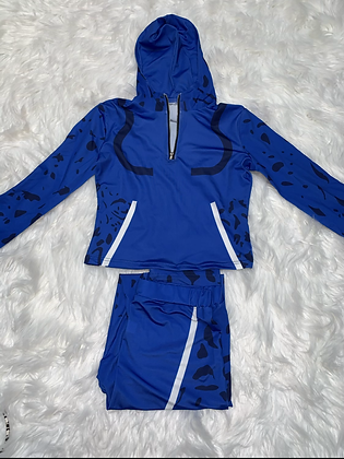 Royal Tracksuit