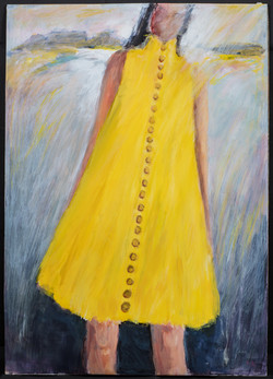 The Journey Of The Yellow Dress