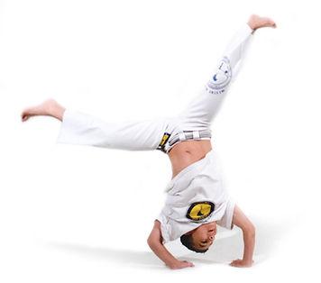 Capoeira per bambini e ragazzi