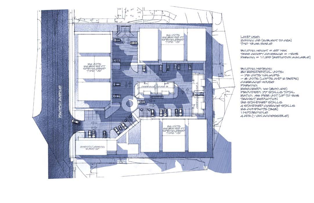 Graves + - Pacific Ridge Apartments - Si