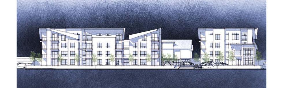 Graves + - Pacific Ridge Apartments - El