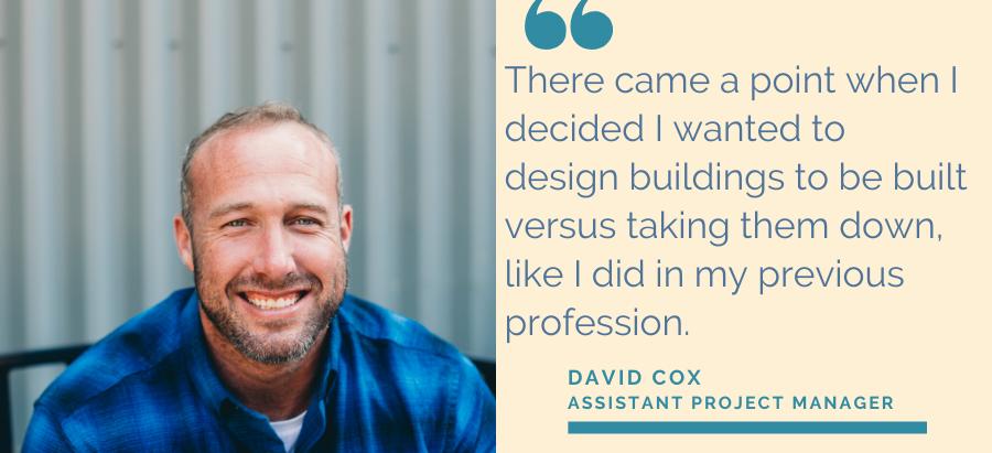 Employee Spotlight: David Cox