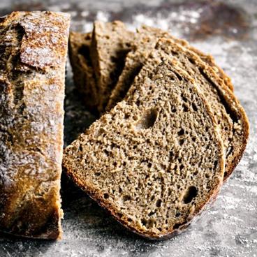 Whole Grain Rye Loaf