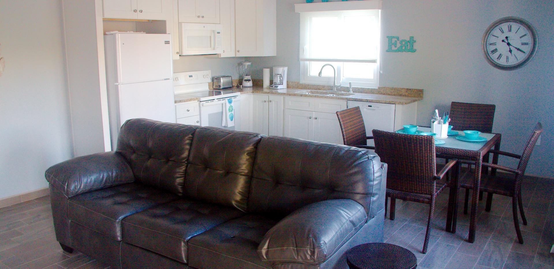 Open Living Floorplan