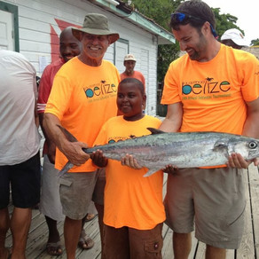 Good Luck Anglers!  A Quick Word about the 19th Annual Placencia Saltwater Fishing Tournament