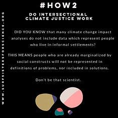 #HOW2_intersectional_informalsettlements