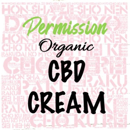Permission - CBD Cream
