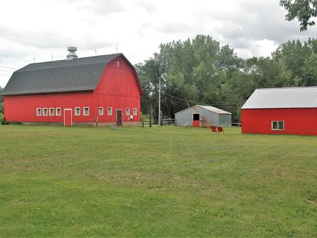 The Jacobson Farm Family Farm & Becoming MJ Habadashary