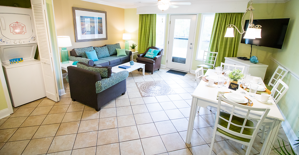 Grand Palms Resort 2 Bedroom Condo for your Myrtle Beach Vacation