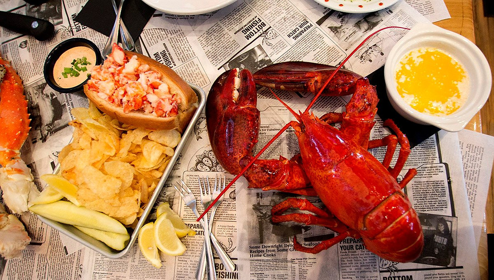 Best Places for seafood in Myrtle Beach during your vacation at Grand Palms Resort formerly Plantation Resort.