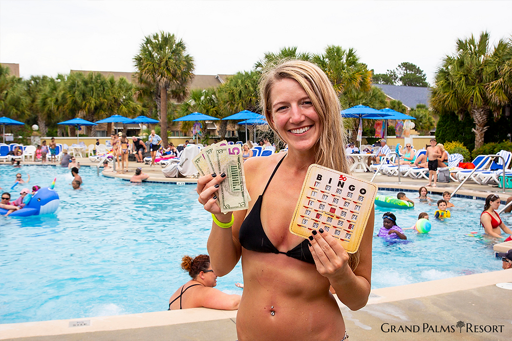 Enjoy activities, amenities, and attractions on your Myrtle Beach vacation during your stay at Grand Palms Resort formerly Plantation Resort.