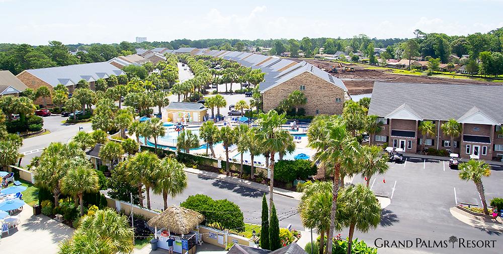 Enjoy your Myrtle Beach vacation at Grand Palms Resort formerly Plantation Resort.