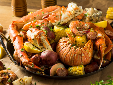 Best Places for Seafood in Myrtle Beach