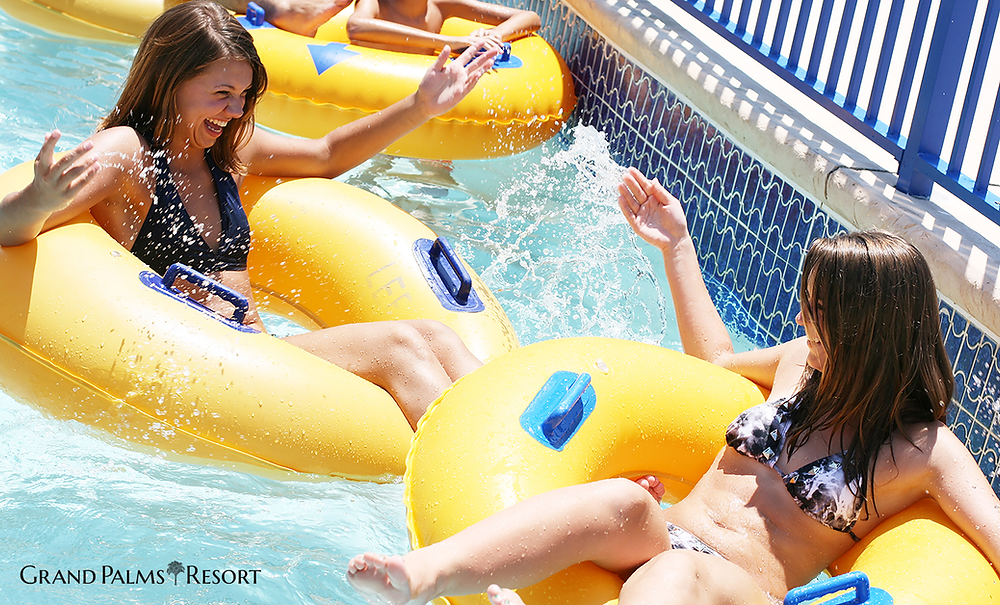 Enjoy your Myrtle Beach Vacation with our amenities at Grand Palms Resort formerly plantation resort