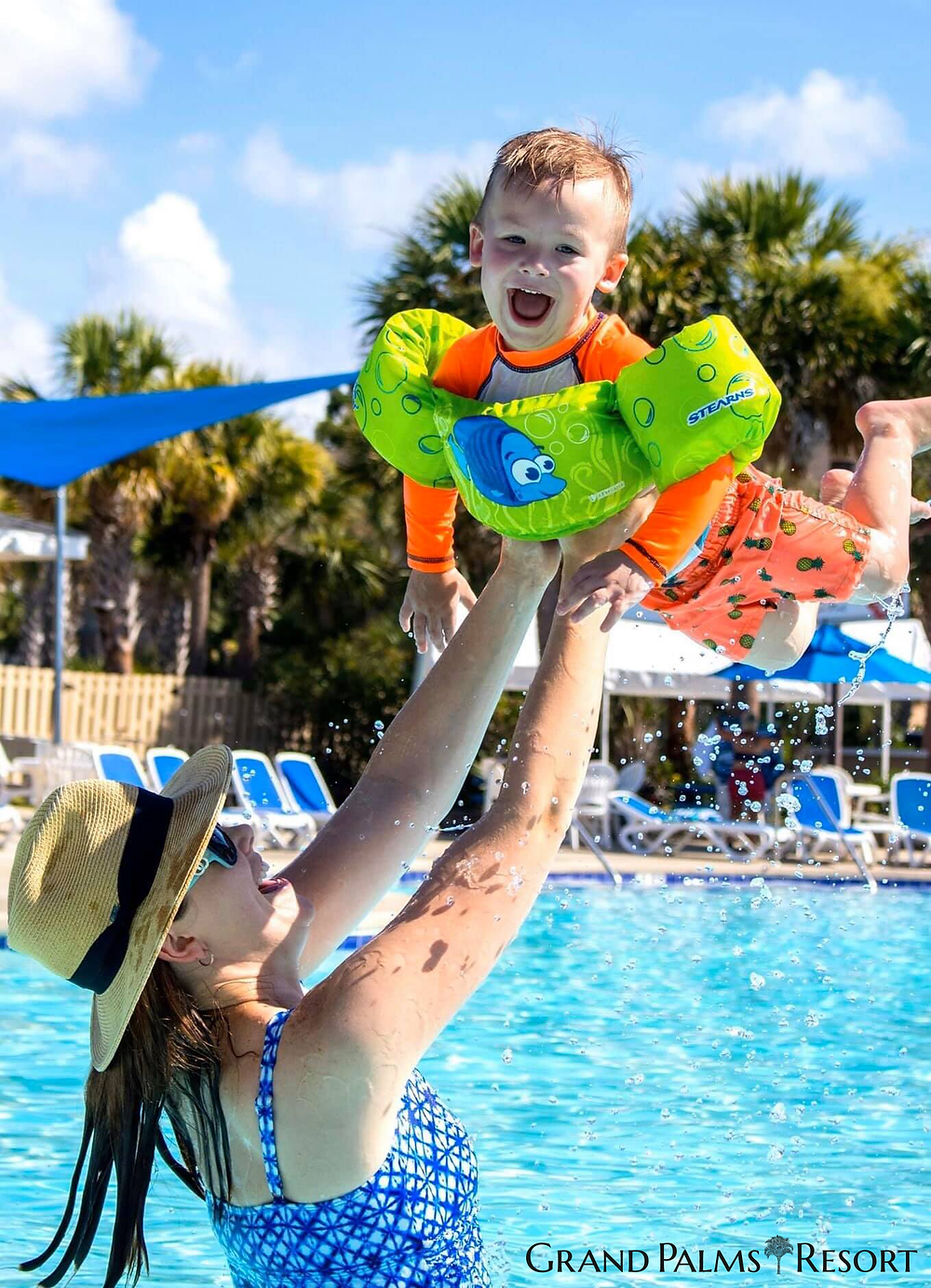 FAQ – Answers to Your Most Asked Questions For your Myrtle Beach vacation at Grand Palms Resort, formerly Plantation Resort.