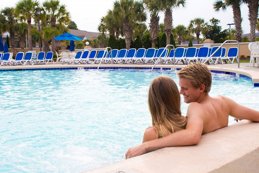 Enjoy your Myrtle Beach Vacation on your time at Grand Palms Resort formerly Plantation Resort.