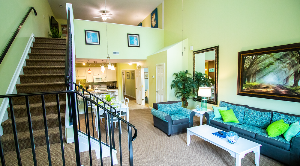 Grand Palms Resort 2 Bedroom Loft Condo for your Myrtle Beach Vacation