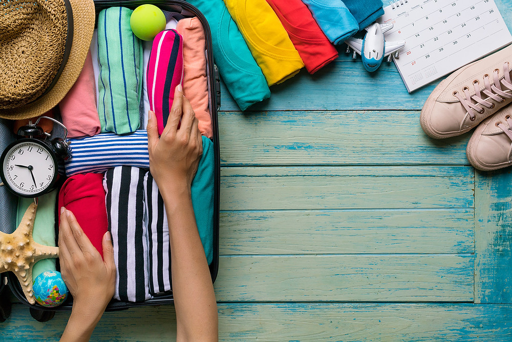 How to pack for your Myrtle Beach vacation for your stay at Grand Palms Resort formerly Plantation Resort!