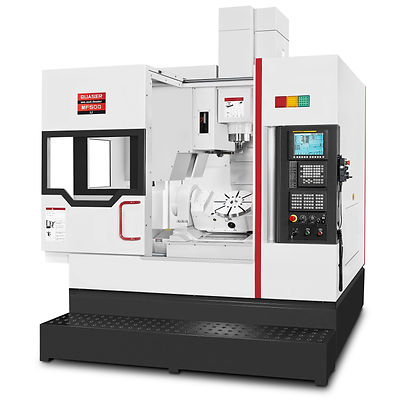 Quaser MF-500 5-Axis VMC by CNC System Sales