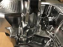 Axile G8 Produced Die Cast Mold