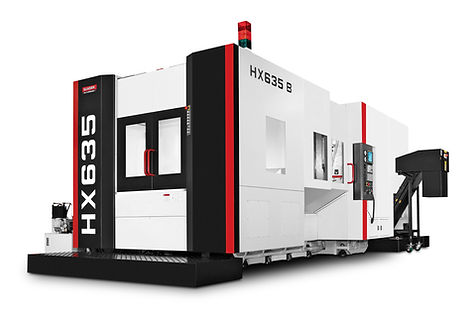 Quaser HX635 by CNC System Sales