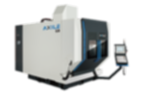 Axile G8 5-Axis Machine tool offered by CNC System Sales, Inc.