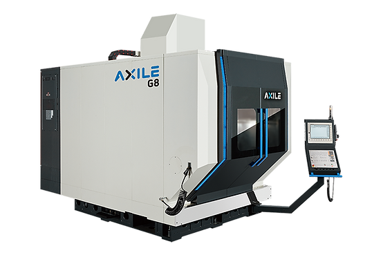 Axile G8 Side View