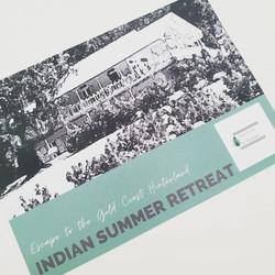 Indian Summer Retreat Air BnB Gold Coast Hinterland