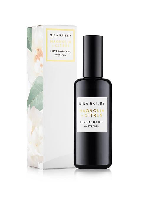 MAGNOLIA + CITRUS Luxe Body Oil by Nina Bailey