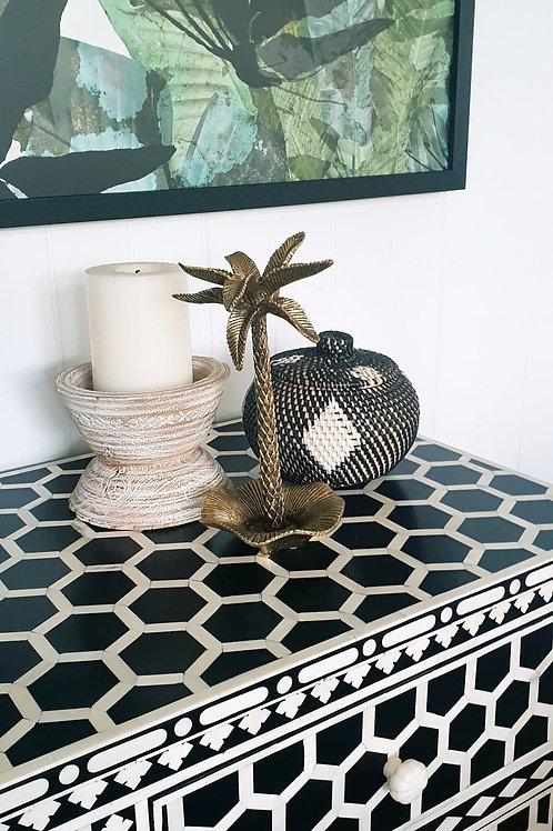 Palm Tree Decor Piece