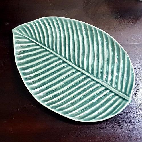 Leaf Dish Ceramic