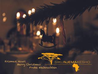 Siku Njema Kesho wishes you Happy Holidays!