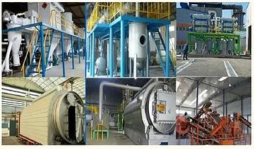 Das muitas empresas fabricantes deste equipamento, a empresa SHANG QIU ZHONGQING EVIROMENTAL PROTECTION