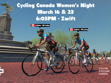 Cycling Canada Weekly Tune-up Women's Ride