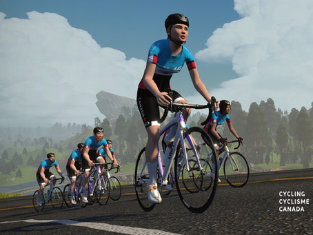 HPL Cycling to lead Cycling Canada's Monday Zwift Tune-up Rides