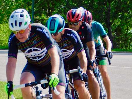 Saskatchewan rides with HPL Cycling