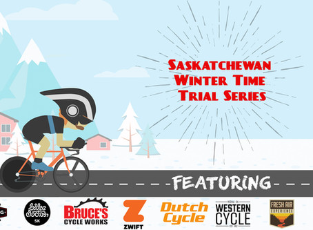 Winter Time Trial Series – That's a wrap. Ride on!