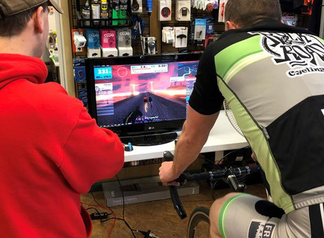 PA NOW covers the HPL Cycling Winter Time Trial Series
