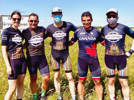 First provincial road race and TT since before pandemic
