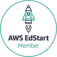 AWS Edstart Member Badge