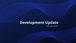 Development Update