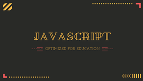 An Educational Version of JavaScript?