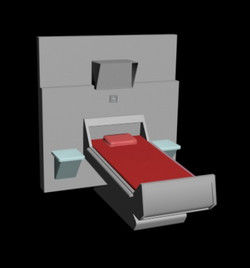 Space Medical Bed