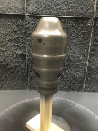 Spraying base color