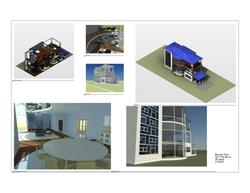 BFavo DE 8 - Sheet - A2 - 3D Views