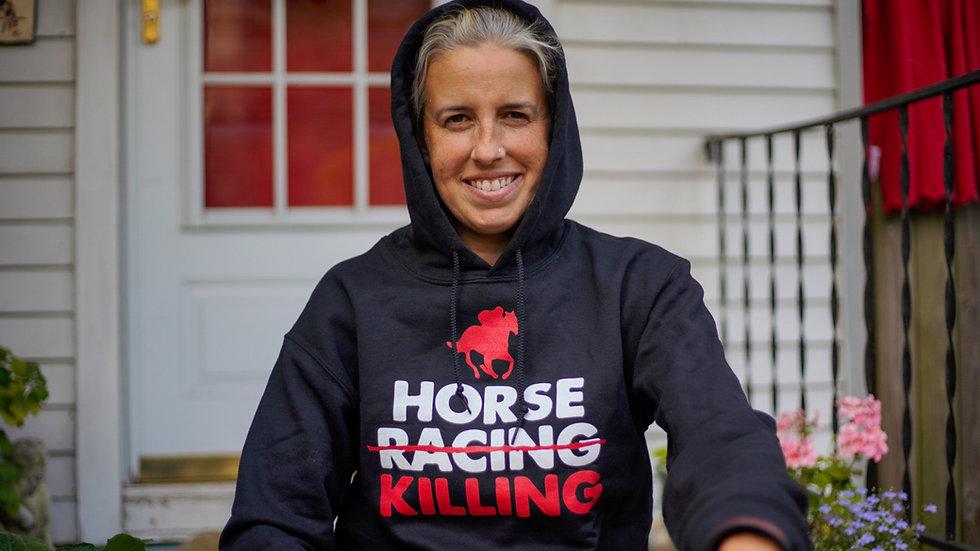 Horse Killing Hoodie
