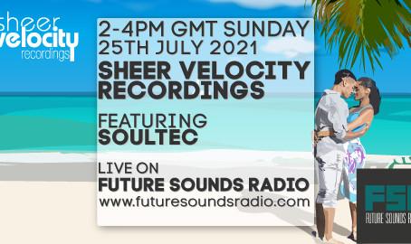 July 2021 Sheer Velocity Radio Show Archive