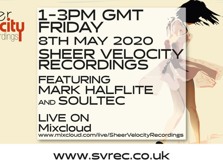 Archive of SVr Mixcloud Live Takeover