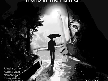 SVr064 - Mark Halflite - Alone In The Rain EP - Release Date 17th May 2021