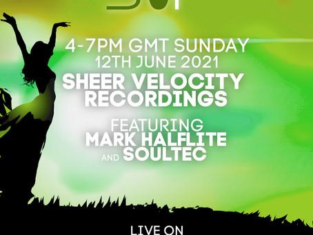 Mixcloud Live Session 12th June 2021